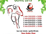 Humanitarna Naturel cross liga GOVIĆ - proljeće 2019